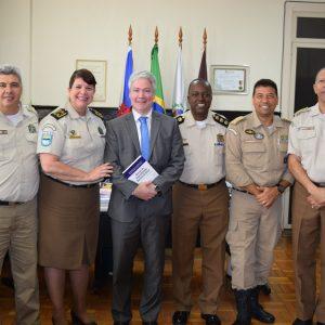 O Sócio Do ROAA Dr. Rafael Oliveira Ministrou A Aula Inaugural No Curso De Capacitação Da Guarda Municipal Do RJ