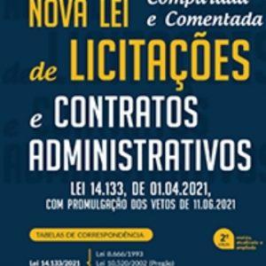 O Professor E Sócio Dr. Rafael Oliveira Lançou A Novas Edição Do Seu Livro Sobre A Nova Lei De Licitações